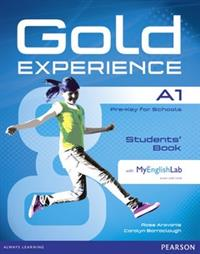 Gold Experience A1 Students` Book