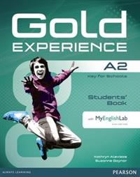 Gold Experience A2 Students` Book+DVD+MEL