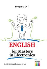 English for Masters in Electronics