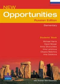 New Opportunities Elementary. Russian Edition